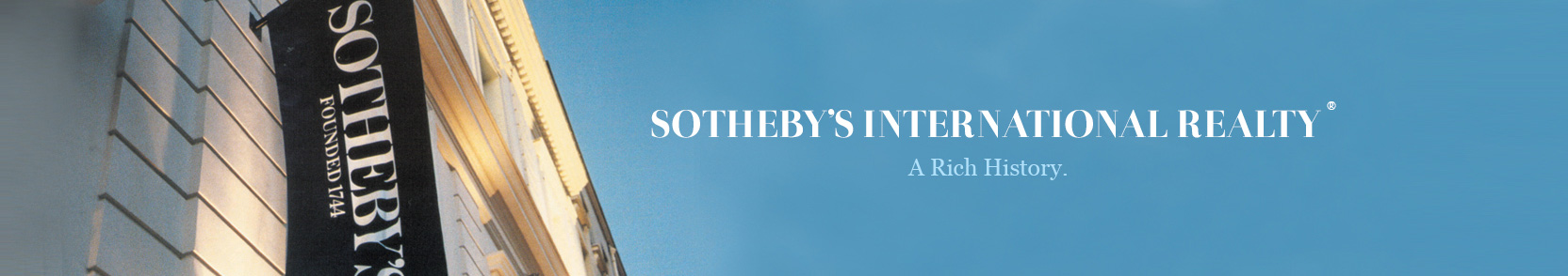 Sotheby's International Realty: A Rich History