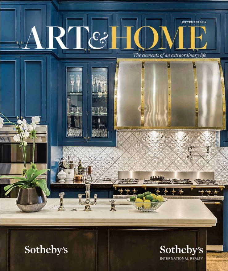 Art and Home Magazine