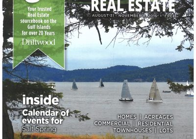 Gulf Islands Real Estate Guide